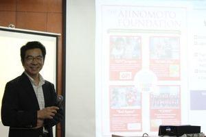 Học hỏi kinh nghiệm Nhật Bản trong việc phát triển hệ thông dinh dưỡng
