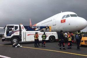 Máy bay Vietjet Air hạ cánh bằng càng, Cục trưởng Hàng không lên tiếng