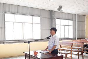 Giảng viên dọa giết hiệu trưởng ở Cần Thơ lãnh án 1 năm tù