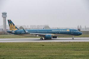Vietnam Airlines đẩy sớm giờ khởi hành các chuyến bay đi Bacolod (Philippines) phục vụ cổ động viên