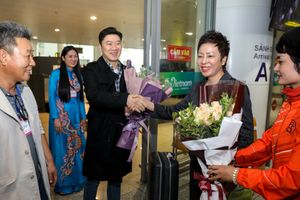 Huyền thoại bắn súng Hàn Quốc Jin Jong Oh: Hy vọng bắn súng Việt Nam có thêm nhiều Hoàng Xuân Vinh