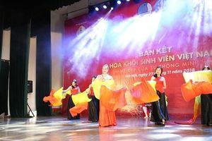 Mãn nhãn với phần thi tài năng Bán kết Hoa khôi Sinh viên Việt Nam 2018 Miền Bắc