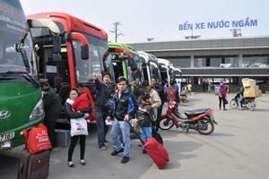 Hà Nội: Tiếp tục khai thác 4 bến xe Gia Lâm, Mỹ Đình, Giáp Bát và Nước ngầm