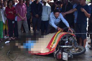 Dây điện đứt rơi vào người đi đường, một nạn nhân thiệt mạng