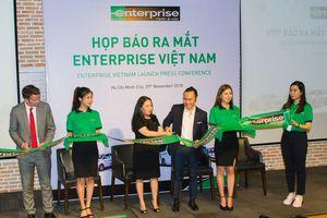 Enterprise Rent-A-Car chính thức gia nhập thị trường Việt Nam
