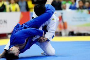Đại hội Thể thao toàn quốc: Judo bước vào ngày thi đấu đầu tiên đầy kịch tính