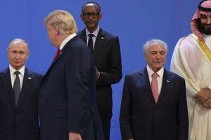 Mỹ, Nga vào tâm điểm truyền thông thượng đỉnh G20