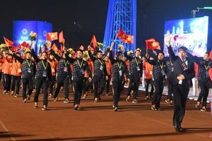 Hà Nội dẫn đầu với 52 Huy chương Vàng