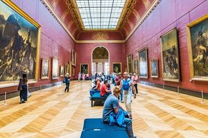 Đến Bảo tàng Lourve miễn phí: Thêm cơ hội mới