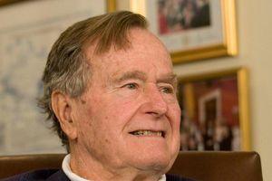 Cựu tổng thống Mỹ Bush 'cha' qua đời ở tuổi 94
