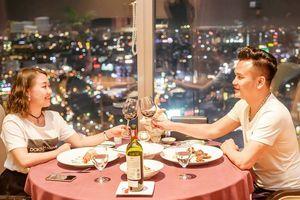 4 nhà hàng Âu 'đáng đồng tiền' ở TP.HCM cho bạn view đẹp ngắm phố