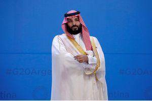 Thái tử Saudi cô đơn tại buổi chụp hình ở G20 sau vụ ám sát nhà báo