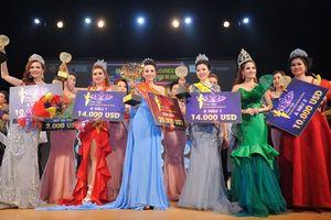 Gần 1,5 tỷ đồng cho người giành chiến thắng Hoa hậu Doanh nhân Hoàn vũ 2019