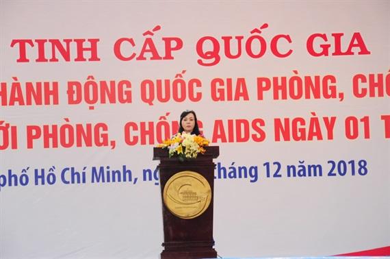 Mỗi năm HIV/AIDS cướp đi gần 4.000 sinh mạng người Việt