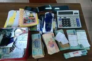 Triệt xóa nhiều điểm ghi bán số đề tại Quảng Nam