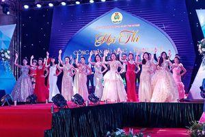 Hà Nam: Chung kết Hội thi công nhân tài năng- thanh lịch