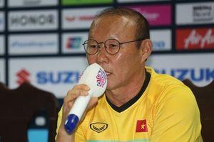 HLV Park Hang-seo: 'Đối đầu HLV Eriksson là vinh dự với tôi'
