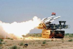 Syria đánh chặn loạt tên lửa nặng hơn 1 tấn của Israel?