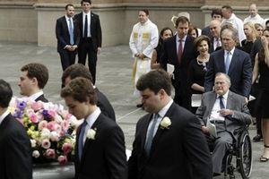 Cựu Tổng thống Mỹ 'Bush cha' qua đời