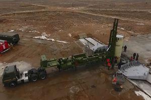 Nga phóng tên lửa đủ sức chặn ICBM khi căng với Ukraine