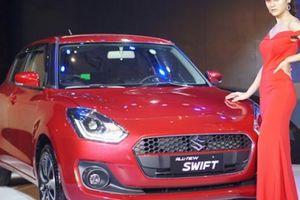 Nhập khẩu Thái Lan, Suzuki Swift giá từ 500 triệu đồng