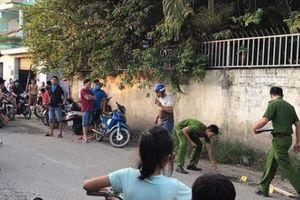 Đang chạy xe, một công an viên bị đánh tử vong