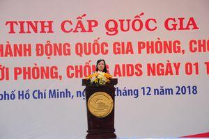 Mỗi năm Việt Nam có 3.000 - 4.000 người tử vong do HIV/AIDS