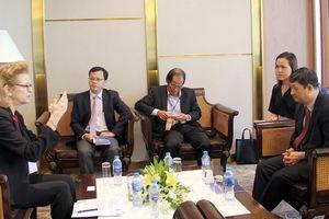 Đà Nẵng đề nghị UNDP hỗ trợ trong xây dựng thành phố thông minh