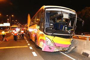 Tai nạn giao thông thảm khốc tại Hồng Công