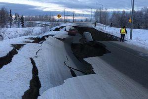 Động đất làm rung chuyển thành phố Anchorage, bang Alaska