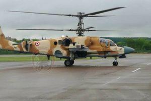 Chấn động: Trực thăng Ka-52 lỗi khủng, Ai Cập hốt hoảng mua Apache