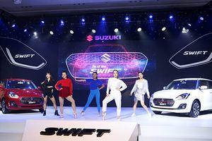 Suzuki Swift 2018 'chốt giá' từ 499 triệu đồng tại Việt Nam