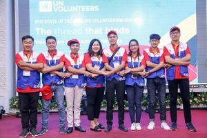 200 thủ lĩnh tham dự Liên hoan các CLB tình nguyện toàn quốc lần đầu tiên