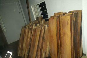 Điều tra vụ hơn 4 m3 gỗ lậu trong nhà kho thủy điện Sông Tranh 3