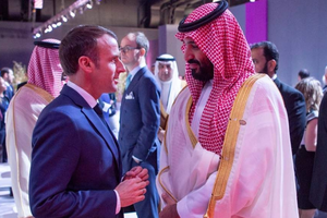 Tổng thống Pháp 'vô cùng kiên quyết' với Saudi Arabia