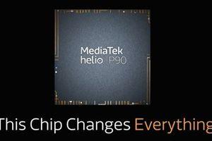MediaTek xác nhận thông tin về con chip Helio P90