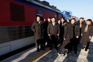 Kế hoạch nối đường sắt Hàn - Triều bắt đầu chuyển động