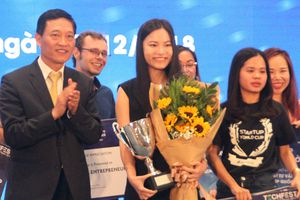 Đội Abivin vô địch cuộc thi khởi nghiệp sáng tạo quốc gia 2018