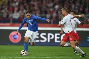 Juventus theo đuổi sao trẻ của tuyển Ý