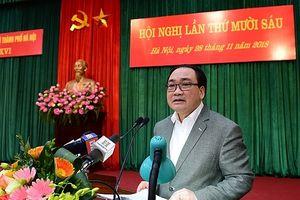 Nhân dân Thủ đô nỗ lực để đạt kết quả toàn diện kinh tế- xã hội, quốc phòng, an ninh