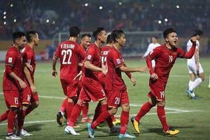 Hiểm họa thời tiết với đội tuyển Việt Nam