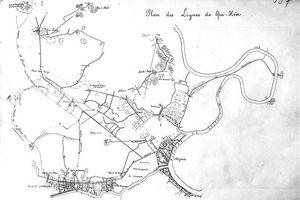 15 tấm bản đồ cổ quý về Sài Gòn lần đầu ra Đường sách