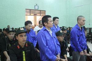 Buôn ma túy, 4 bị cáo lĩnh án tử hình