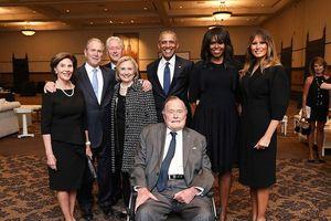 Dấu ấn đáng nhớ trong cuộc đời cựu Tổng thống Mỹ George H.W. Bush