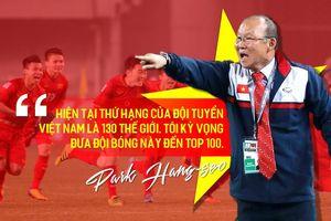 'Park Hang Seo: Người Truyền Lửa' - Câu chuyện chưa kể về thầy trò đội bóng Việt Nam