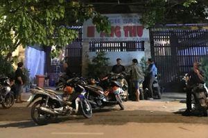 Ráo riết truy bắt nhóm người bịt mặt cướp tài sản tại khách sạn ở Sài Gòn