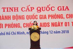 HIV/AIDS khiến 4.000 người Việt tử vong mỗi năm