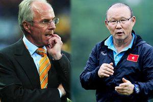 Ông Hải 'lơ': 'Khen HLV Eriksson hơn thầy Park, tôi lại bị ghét...'