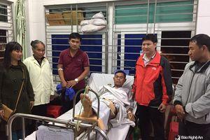 Từ Quảng Trị, Quảng Bình ra Nghệ An hiến máu cứu người