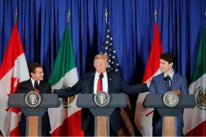 Mỹ - Canada - Mexico ký thỏa thuận thương mại mới
